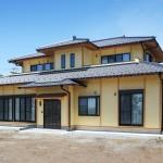 水戸市T様邸 古材を使用した和風モダン住宅